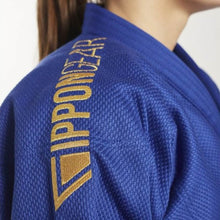 Ippon Gear Slim Fit Legend IJF Judo Gi Blue