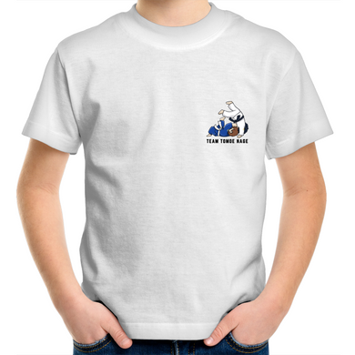 Team Tomoe Nage - Kids Youth Crew T-Shirt