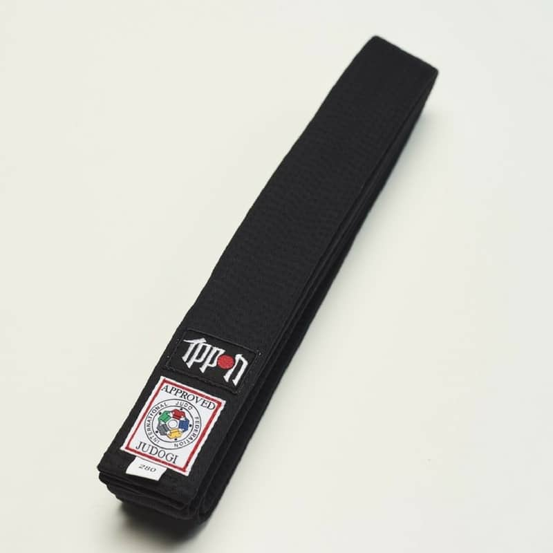 IJF Approved Black Belt Ippon Gear For Judo