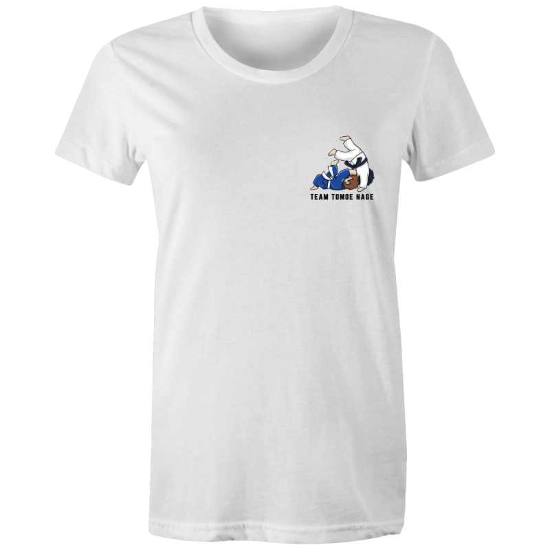 Team Tomoe Nage - Women's Maple Tee