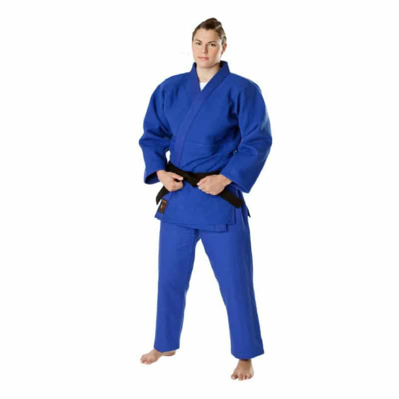 Blue competition Judo Gi affordable