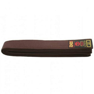 Judo Belt Brown