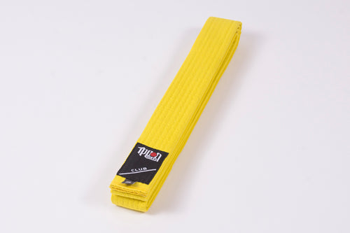 Yellow Judo Belt Ippongear