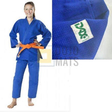 Load image into Gallery viewer, Kids Judo Gi Blue