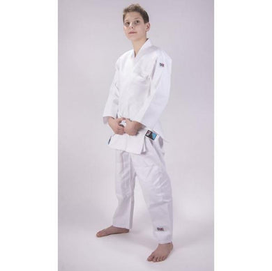 Kids Judo Gi Future White