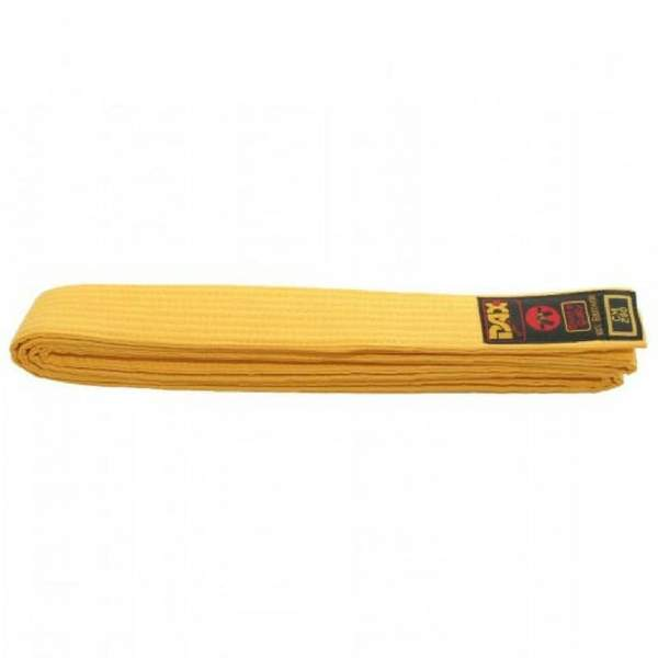 Judo Belt Yellow