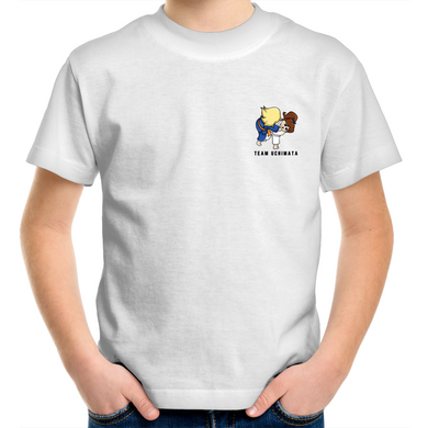 Team Uchimata - Kids Youth Crew T-Shirt