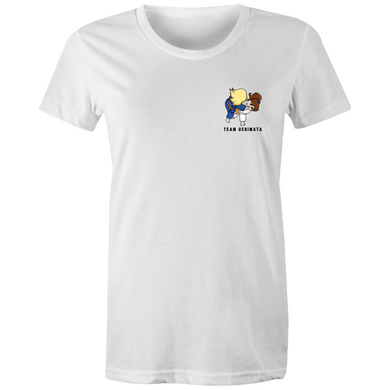 Team Uchimata - Women's Maple Tee