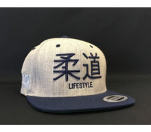 Load image into Gallery viewer, Judo Kanji Snapback Cap - IPPON GEAR