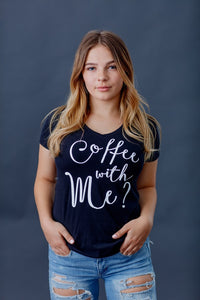 """Coffee With Me"""