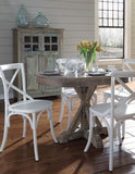 Amara Dining Chair White
