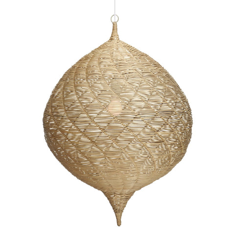 Medium Calabash Hanging Pendant