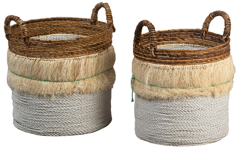 Boho Basket Set