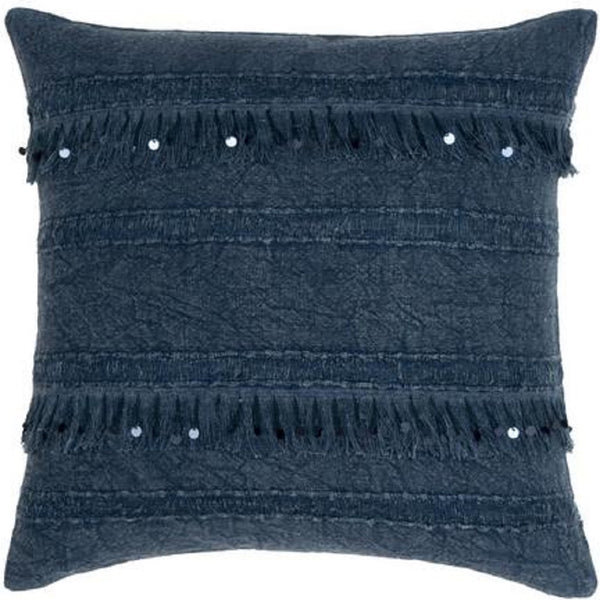 Dirade Indigo Pillow