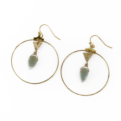 Winsome Breeze Earrings