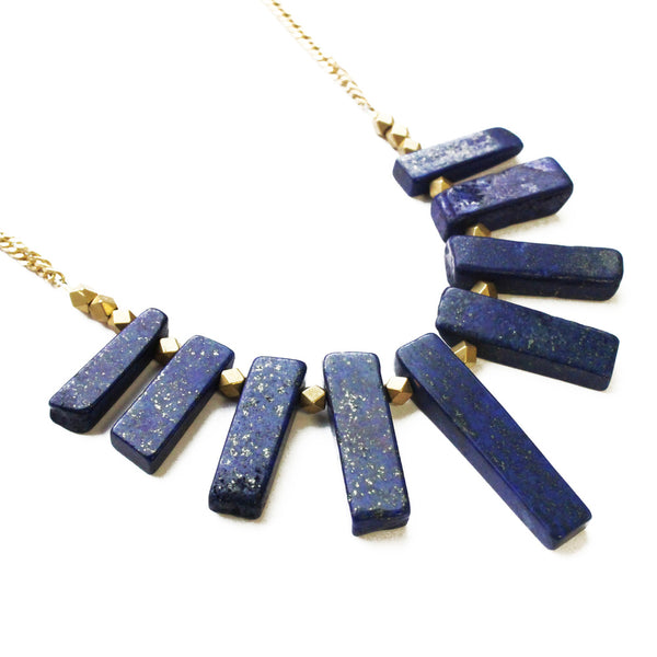 Blue Huntress Necklace