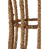 Jute Basket Table