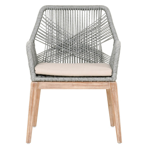 Loom Armchair Platinum (Qty 2)