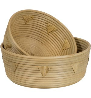 Pinnacles Nesting Baskets - Natural