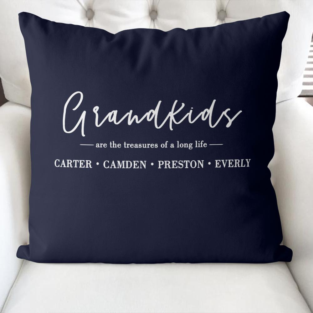 Personalized Christmas Pillowcase With Nickname and Kid Name