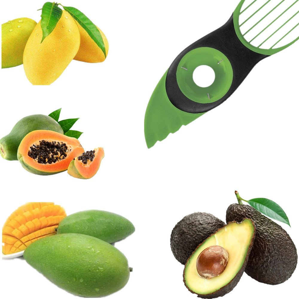 3-in-1 Avocadoteiler