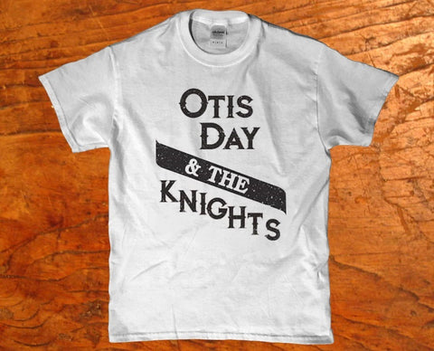 Otis day and the Knights unisex adult t-shirt