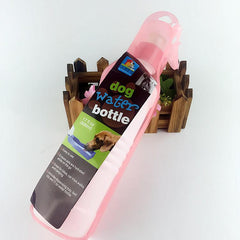 Travel Pet Drinking Feeder