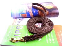 Oxhide Dog Leash