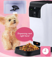 30-Day Automatic Food Dispenser for Pets