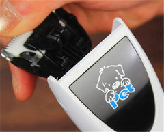 Electric Cordless Low-Noise Pet Hair Clippers