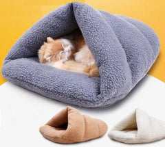 Slipper Shaped Pet Bed Kennel
