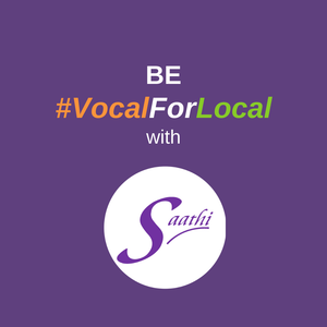 "Vocal for Local will ""Make India"" great."