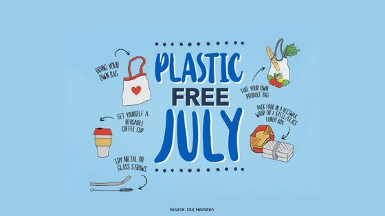 Let's Aim for a Plastic Free World