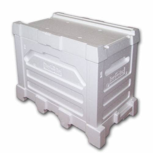 6 Frame Jumbo Langstroth Nucleus Hive