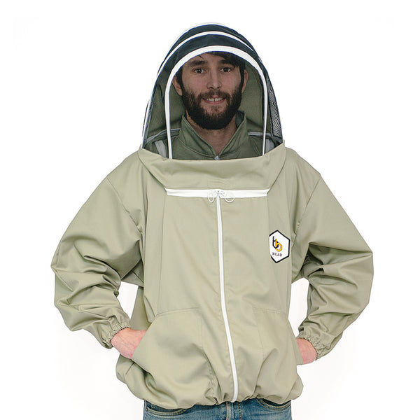 BB Wear Basic Beekeeper's Jacket (14 Colours)