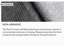We use Non Abrasive Fabrics