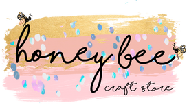 honey bee craft store logo