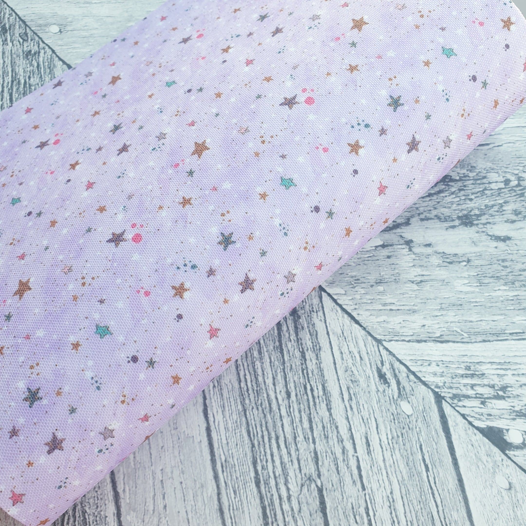 Happy Princess Thoughts - Felt Fabric