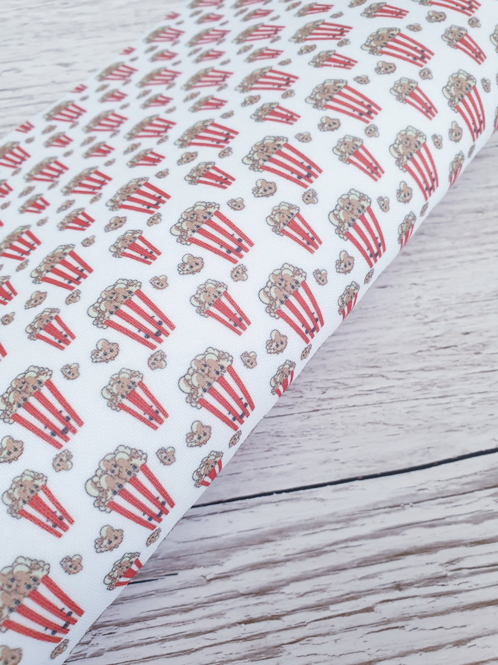 Pop Corn - Felt Backed Fabric - Honey Bee Craft Store