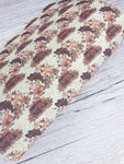 Autumn Bunch - Felt Backed Fabric - Honey Bee Craft Store