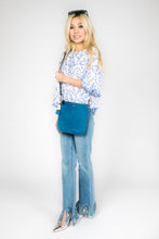 Happy Handbag / Sky Blue Pony
