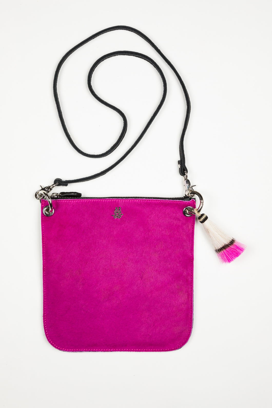 Happy Handbag / Fuchsia Pony