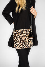 Happy Handbag / Leopard Pony