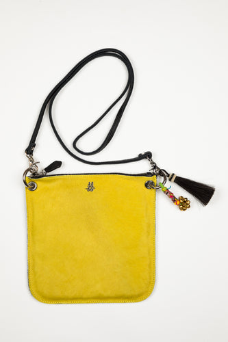 Happy Handbag / Yellow Pony