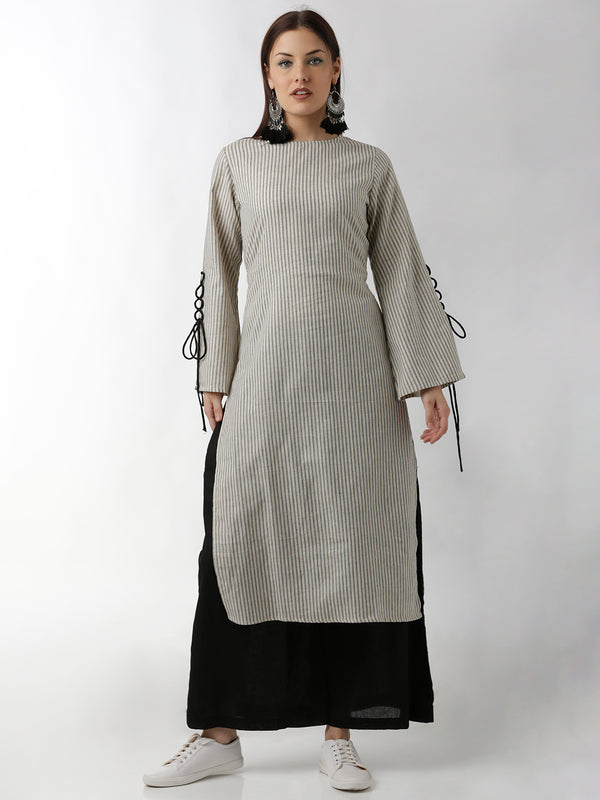 Striped Kurta