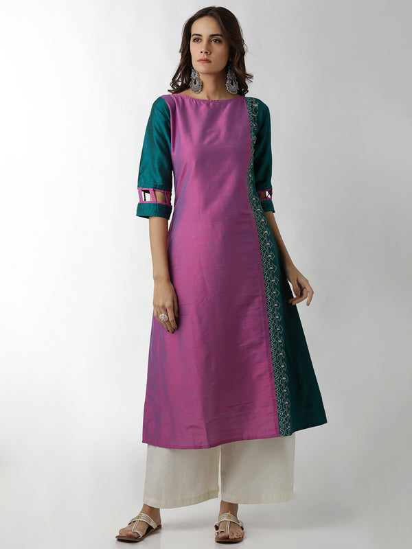Princess Panel Kurta