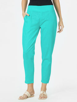 Narrow Ferozi Pants