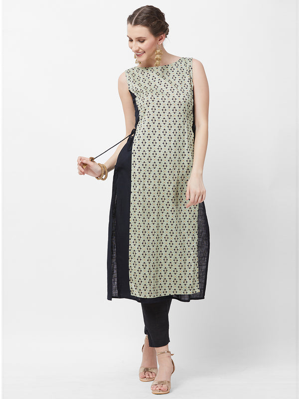 Mint Layered Kurta