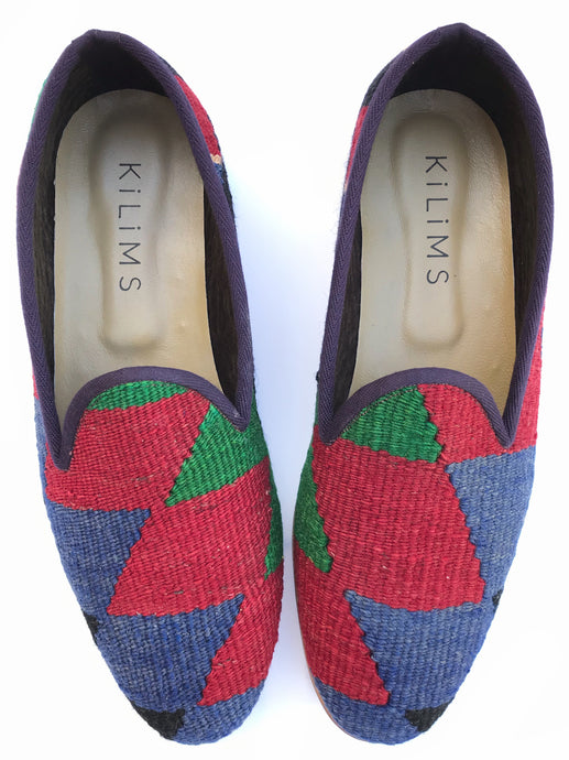 Men's Kilim Slippers size 45 (US size 12)