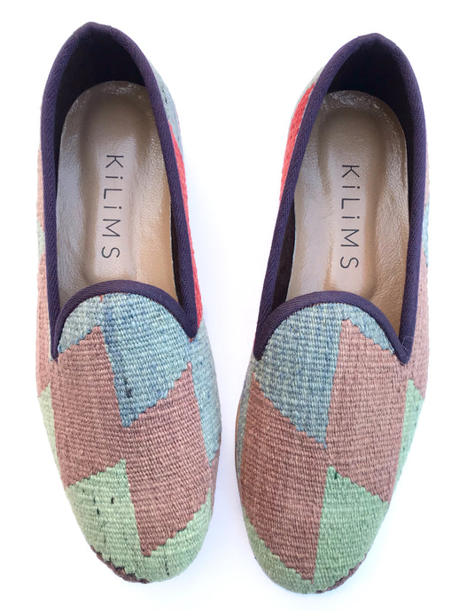 Men's Kilim Slippers size 42 (US size 10)